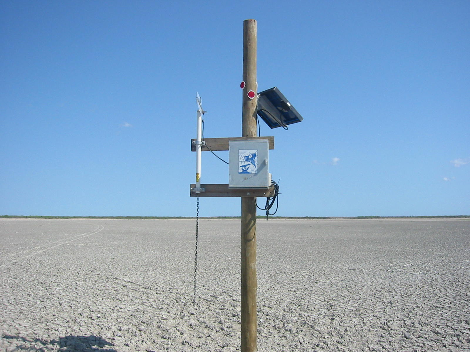 Bahia Grande Water Quality Station #2